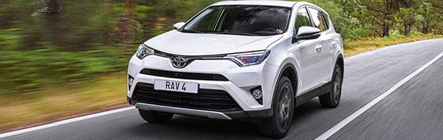 Корректировка одометра Toyota RAV4