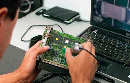 Ремонт электронных блоков управления (ЭБУ)